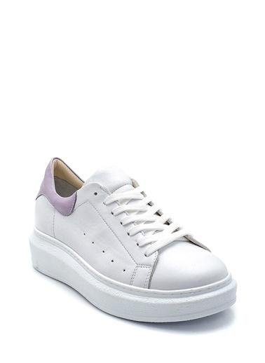 Derimod Kadın Ayakkabı(1100) Casual Beyaz